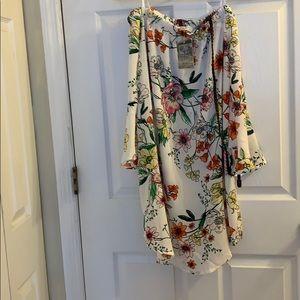 Maxi summer into fall dress